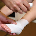 Rates of chronic ankle instability in children are surprisingly high