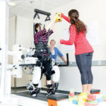 Robotic gait training doesn't wow young patients with CP