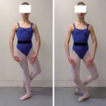 Wearing textured insoles in walking shoes improves ballet dancers' balance: Benefits accrue despite injury history